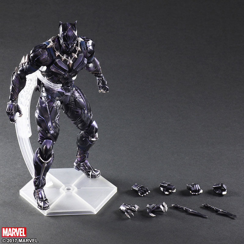 Black-Panther-play-arts-kai-action-figure-10