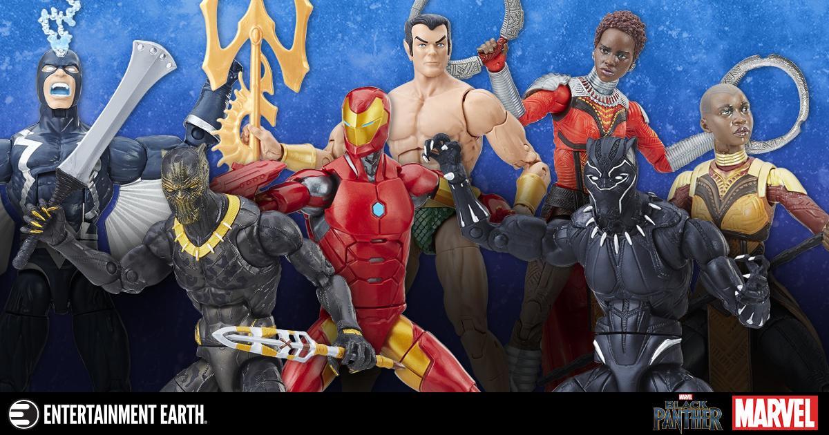 marvel-legends-black-panther-action-figures