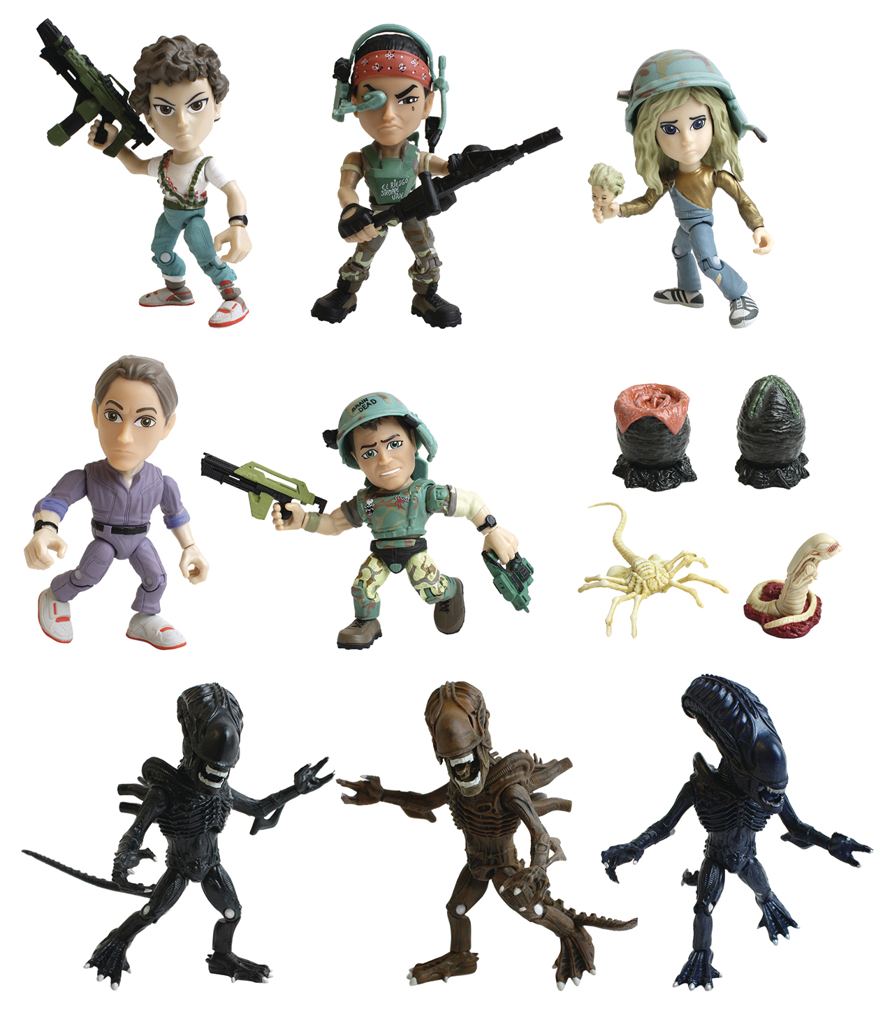 the-loyal-subjects-aliens-action-vinyl-figures