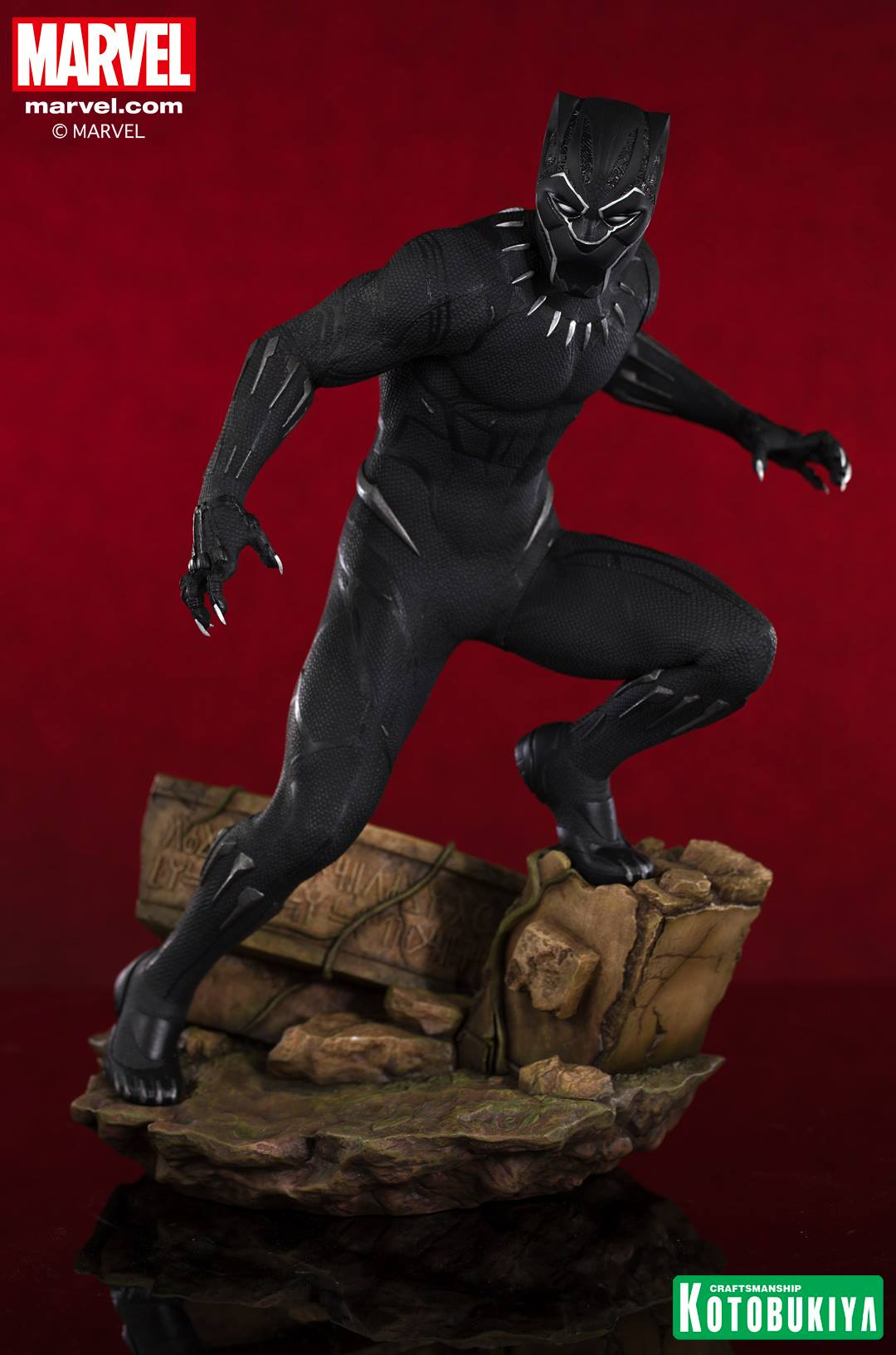 Koto-Black-Panther-Movie-Statue-002