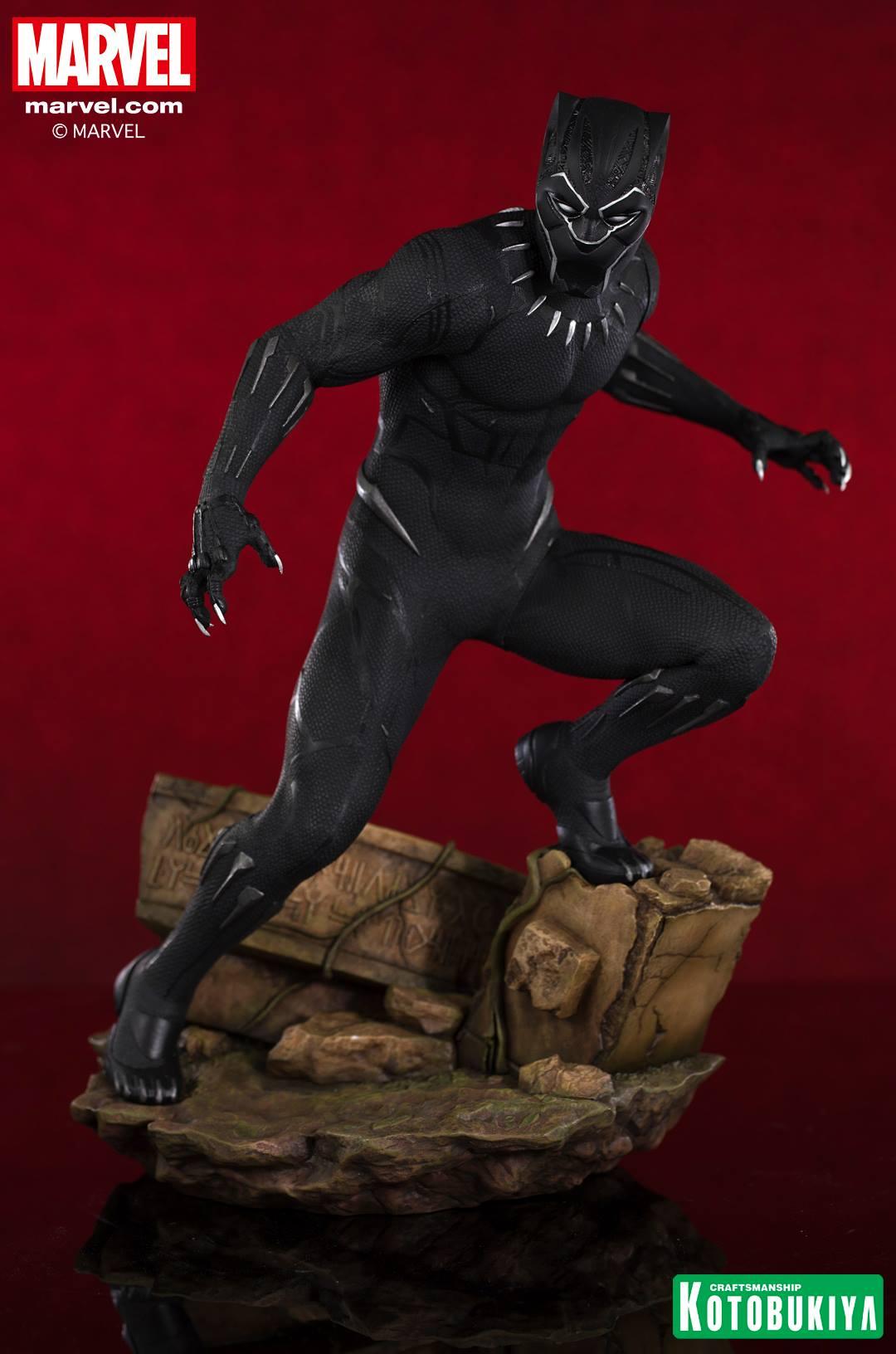 Koto-Black-Panther-Movie-Statue-002