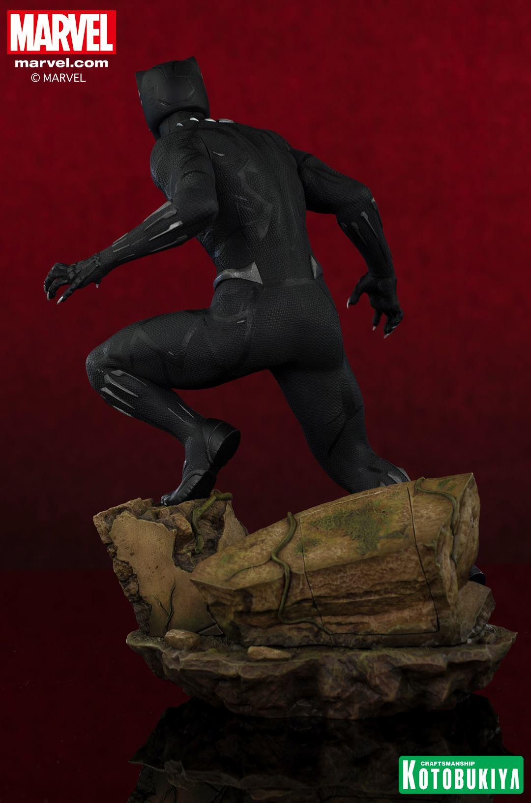 Koto-Black-Panther-Movie-Statue-005