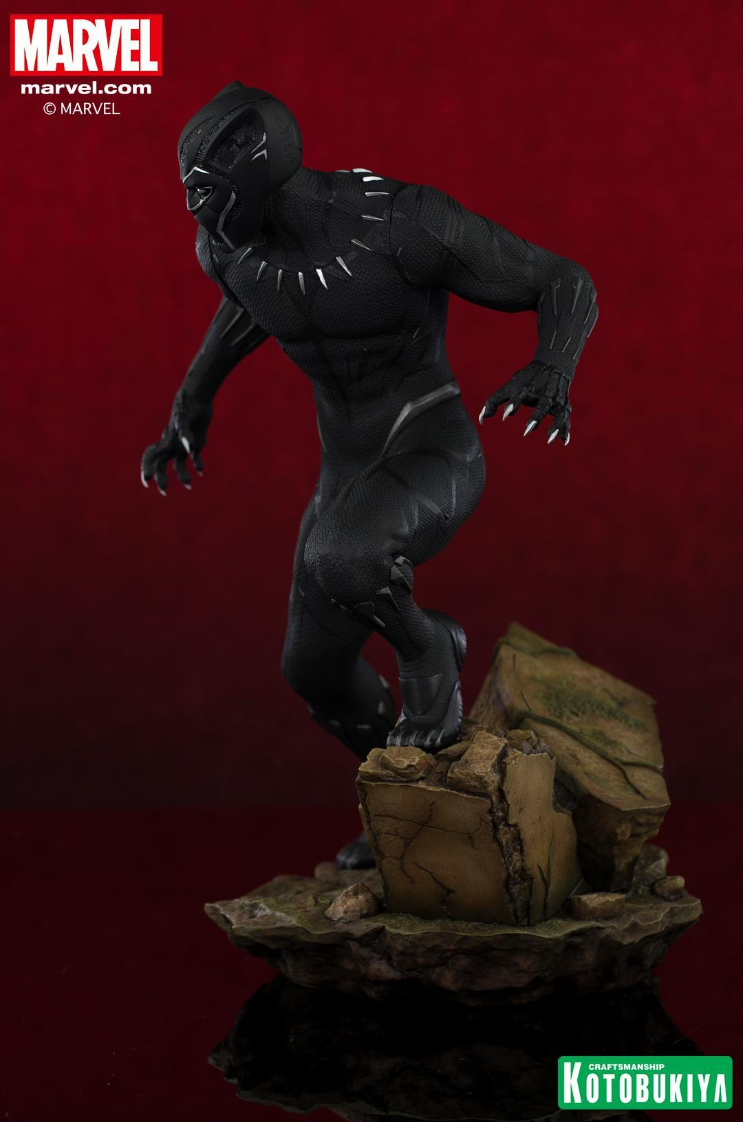 Koto-Black-Panther-Movie-Statue-006