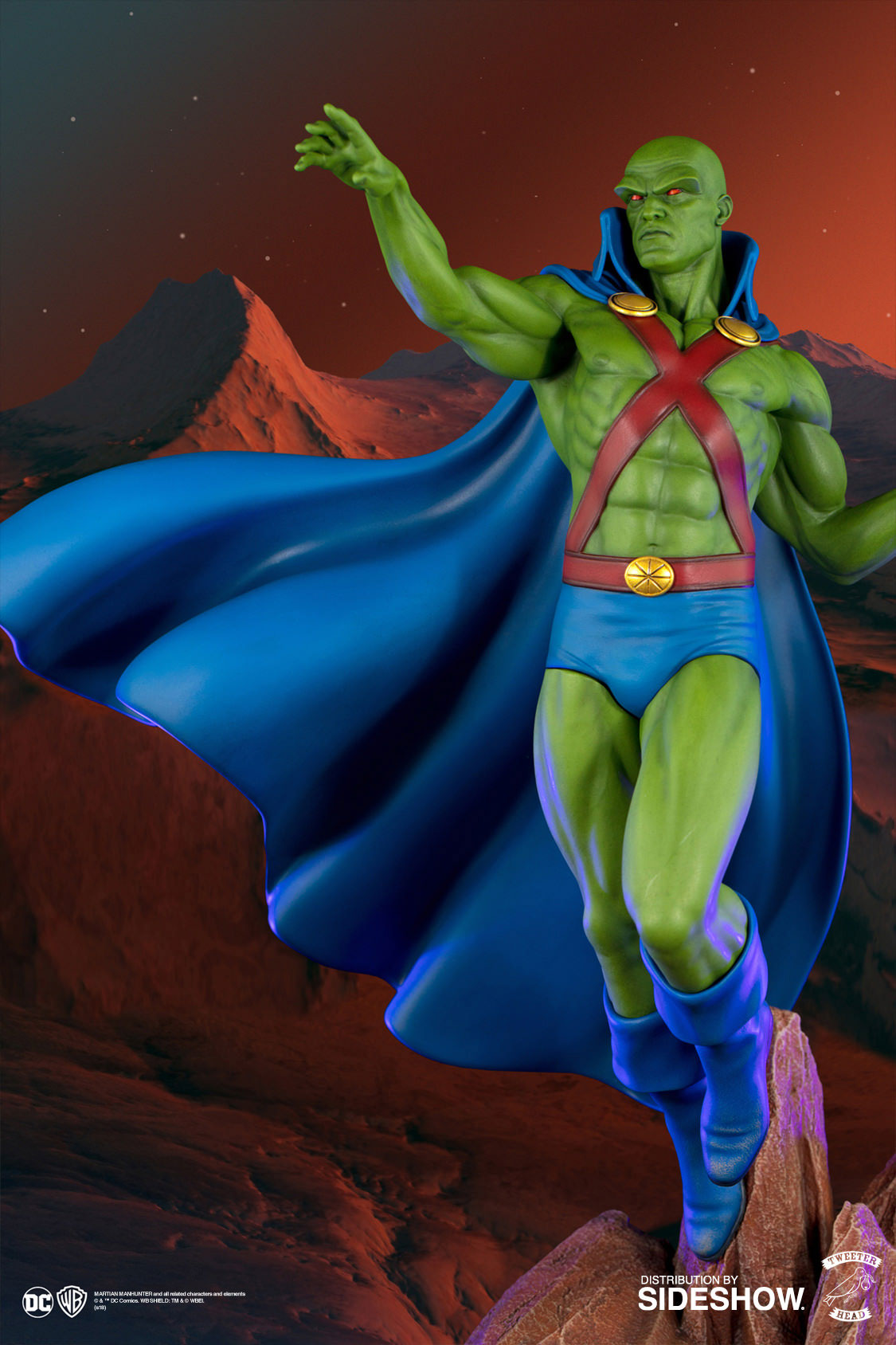 martian-manhunter-maquette-tweeterhead