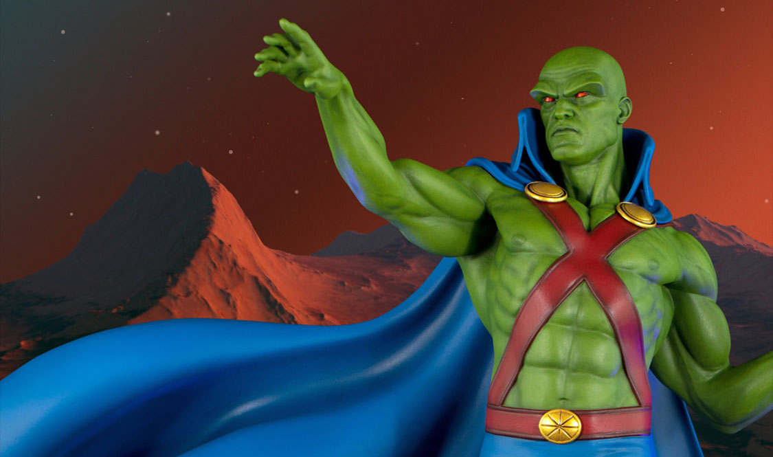 martian-manhunter-statue-tweeterhead