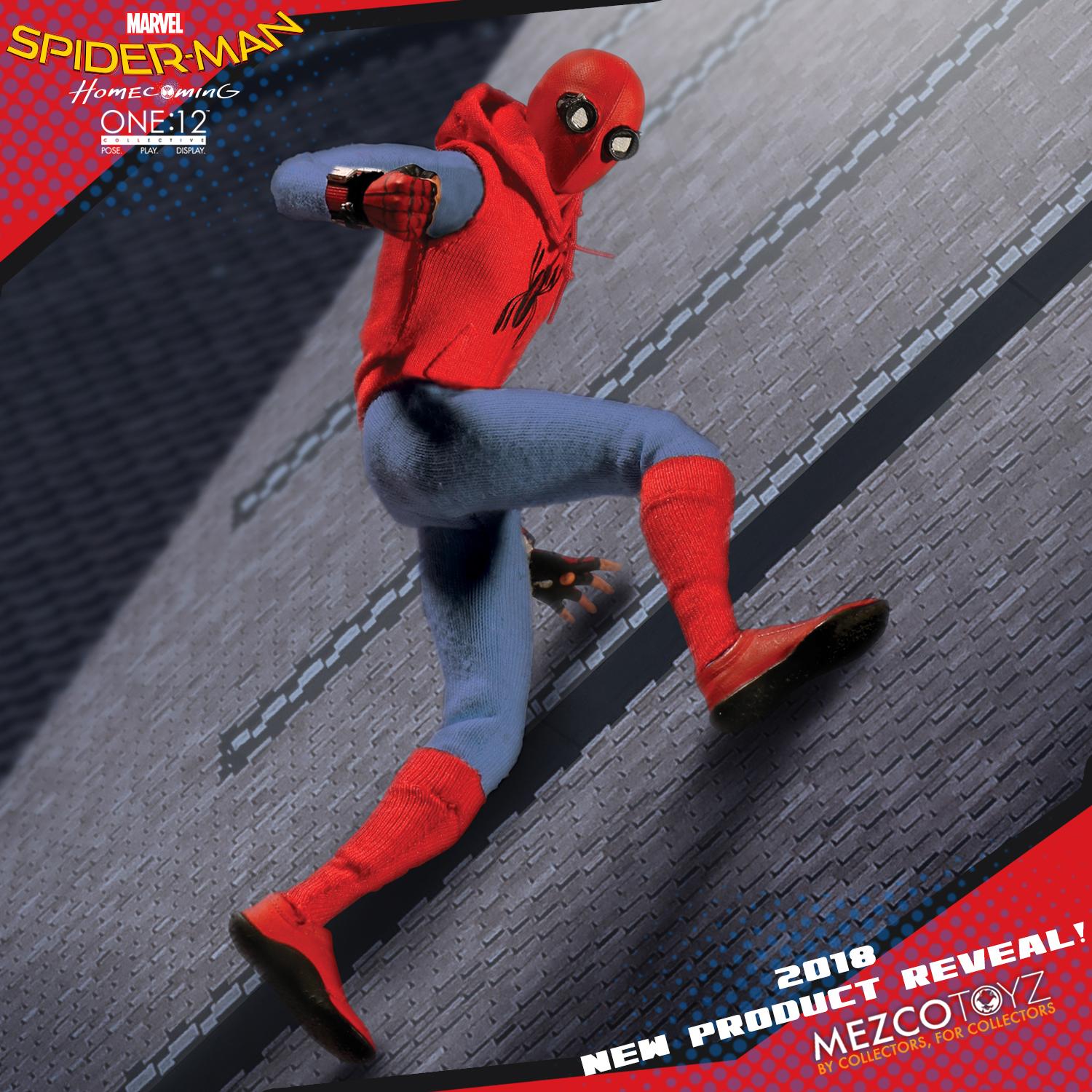 mezco-spiderman-homemade-suit-action-figure