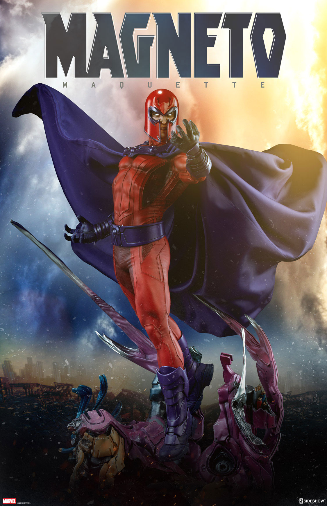 sideshow-magneto-maquette-preview