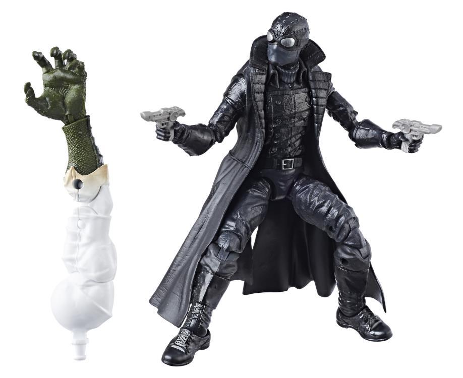 marvel legends spider noir figure