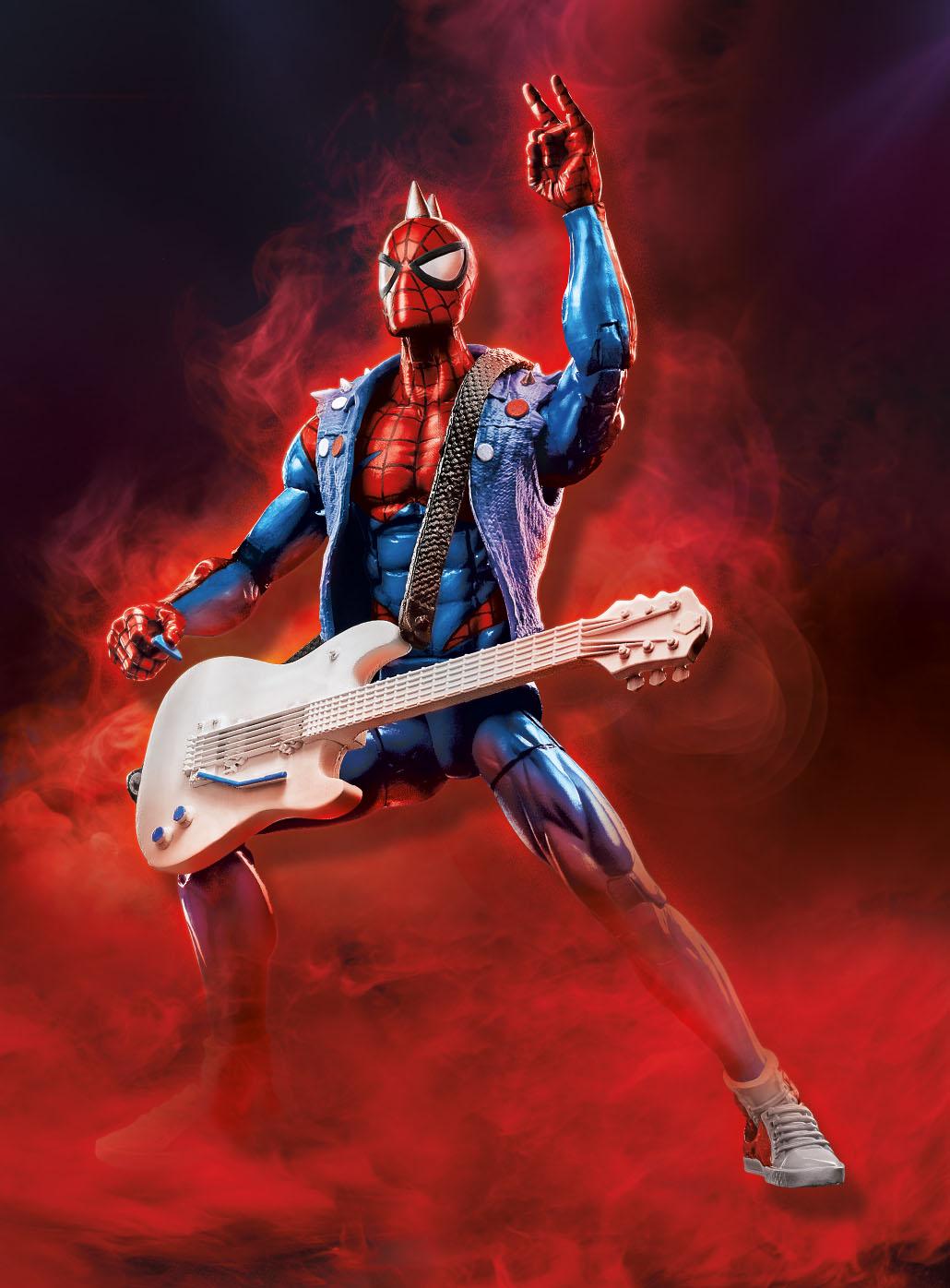 Spider Man Marvel Legends Wave 9 Action Figures With