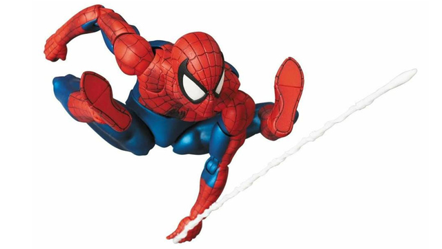 mafex-spiderman-marvel-comics-action-figure