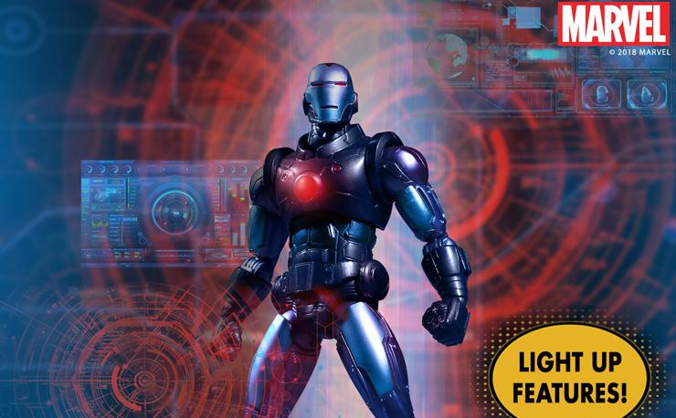 mezco-one-12-iron-man-blue-suit-action-figure