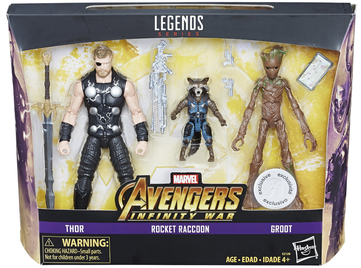 Marvel Toys R Us : All of the best avengers infinity war action figures and
