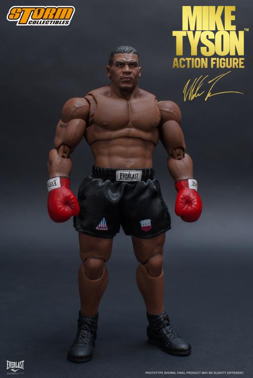 Kid Things: Storm Collectibles Mike Tyson Action Figure