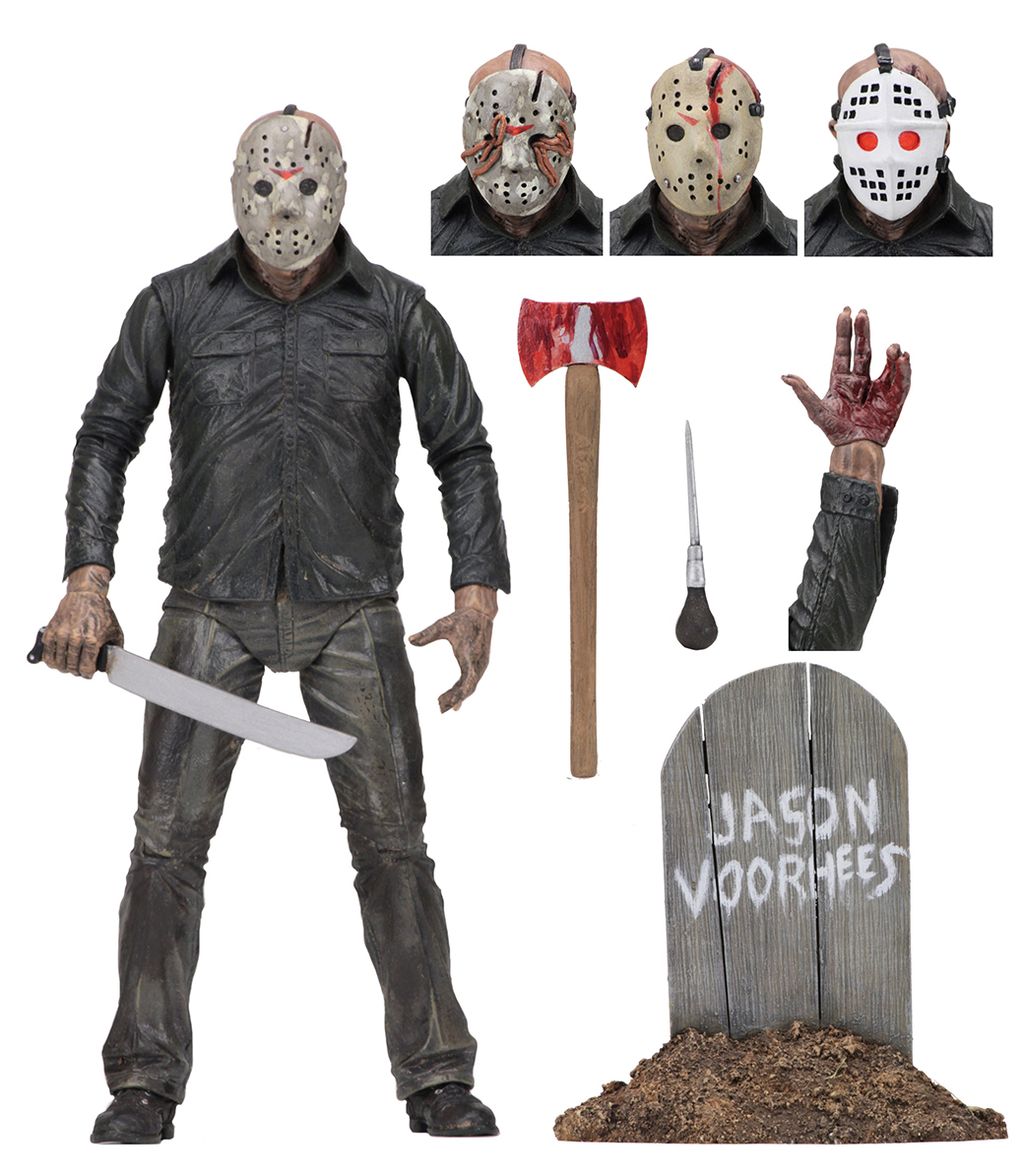 NECA-Dream-Sequence-Jason-Voorhees-Ultimate-Action-Figure-1