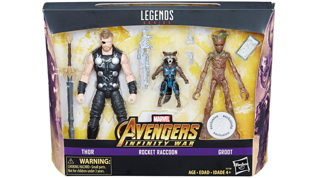 marvel-legends-avengers-infinity-war-thor-rocket-groot-figures