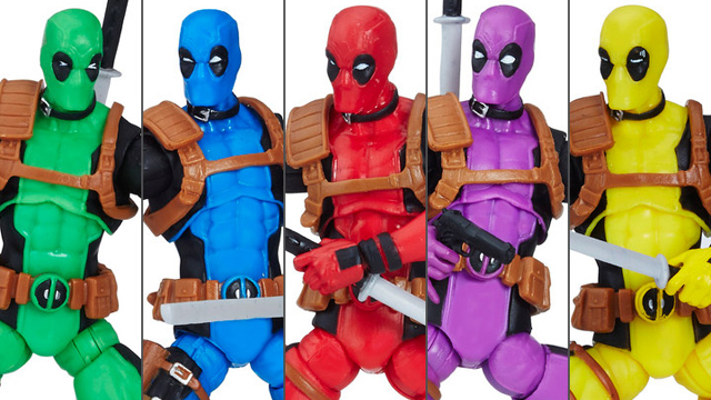 marvel-legends-deadpool-rainbow-squad-action-figures