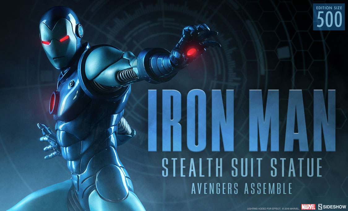 sideshow-avengers-assemble-iron-man-stealth-suit-statue-1