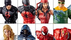 marvel-legends-amazing-spiderman-action-figures-wave-10