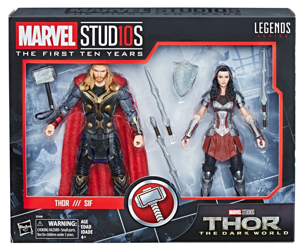 marvel-legends-thor-lady-sif-first-10-years-action-figures