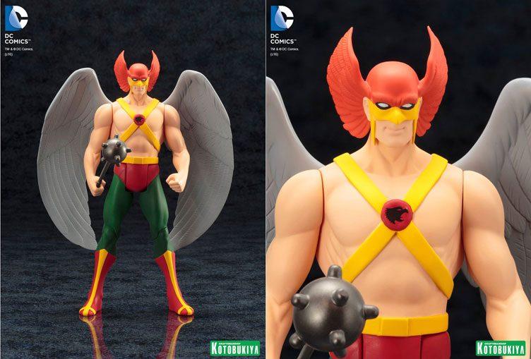 hawkman-super-powers-artfx-statue-kotobukiya