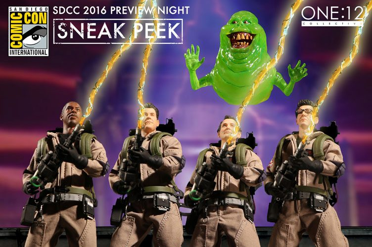 ghostbusters-mezco-toyz-one-12-collective-action-figures