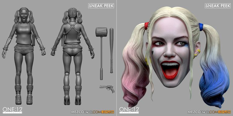 suicide-squad-harley-quinn-one-12-figure-mezco-toyz