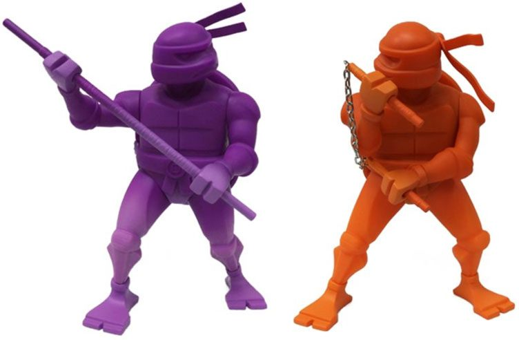 kid-robot-tmnt-medium-vinyl-figures
