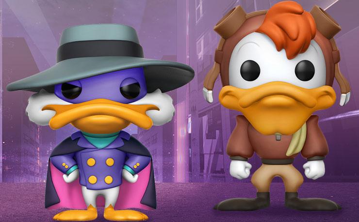 darkwing-duck-funko-pop-figures