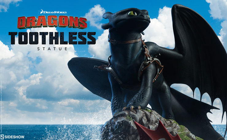 sideshow-dragons-toothless-statue-preview
