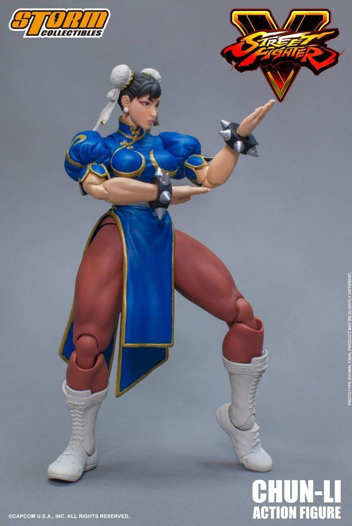 Kotobukiya - Street Fighter - Bishoujo Chun Li -1/7 Scale