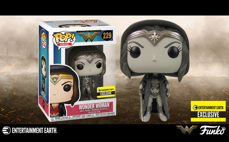 Funko Pop Wonder Woman Cloak Vinyl Wonder Woman Movie