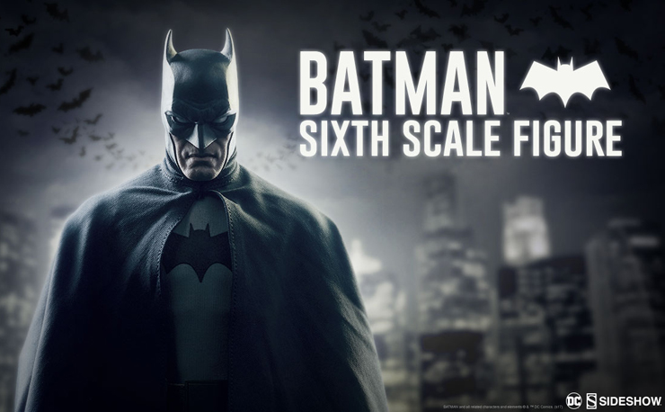 batman-sixth-scale-figure-sideshow