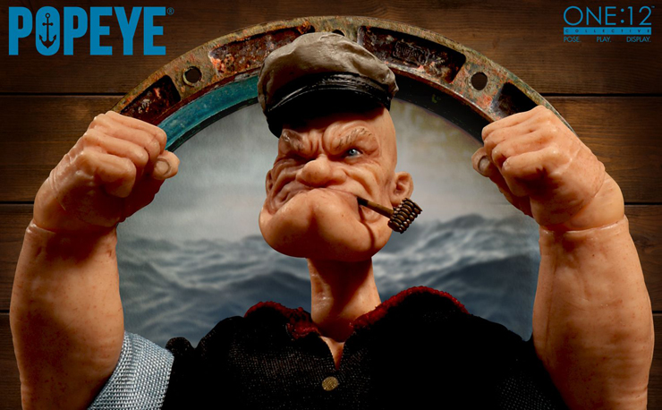 popeye-action-figure-mezco-toyz