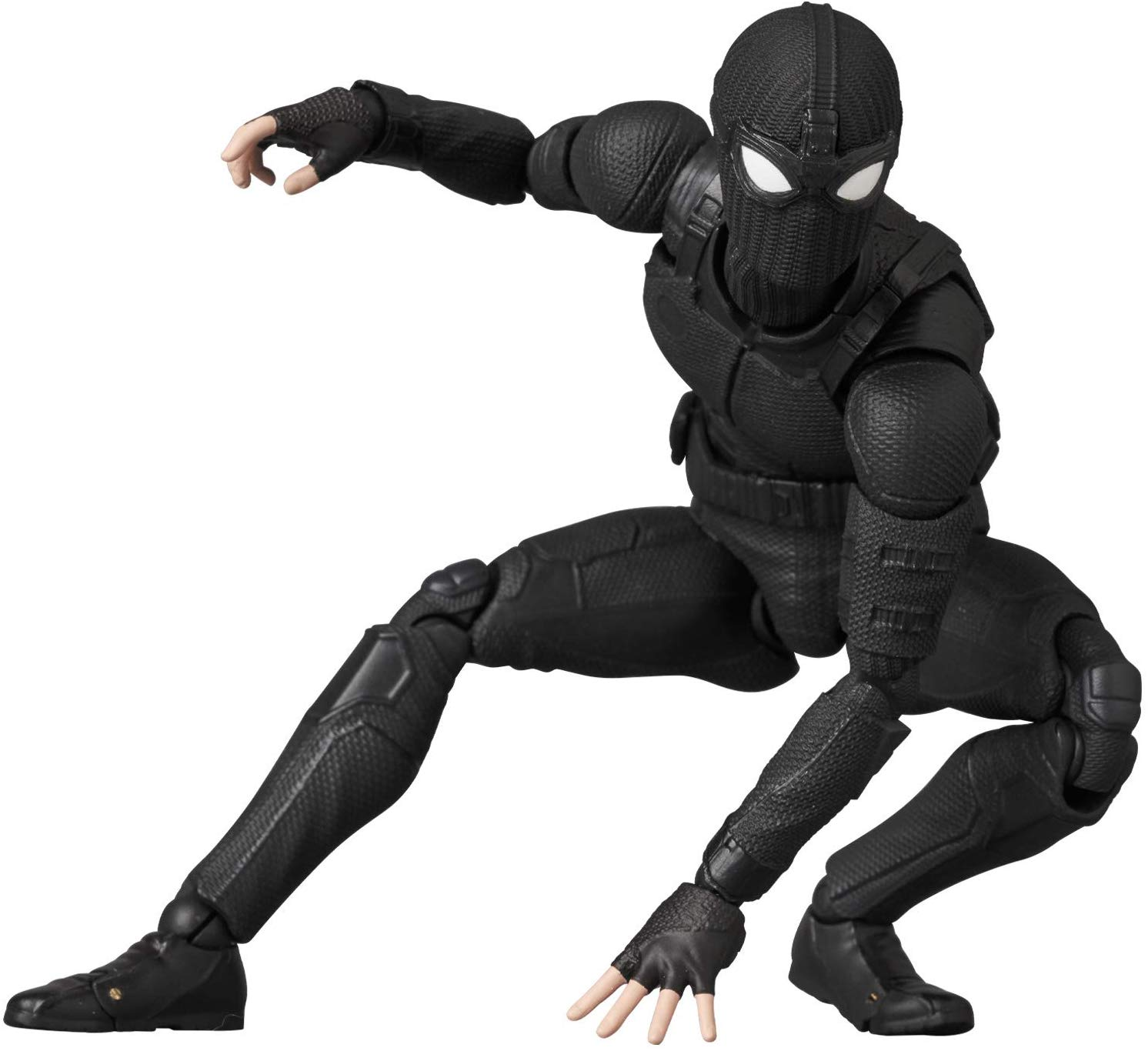 MAFEX-Stealth-Suit-Spider-Man