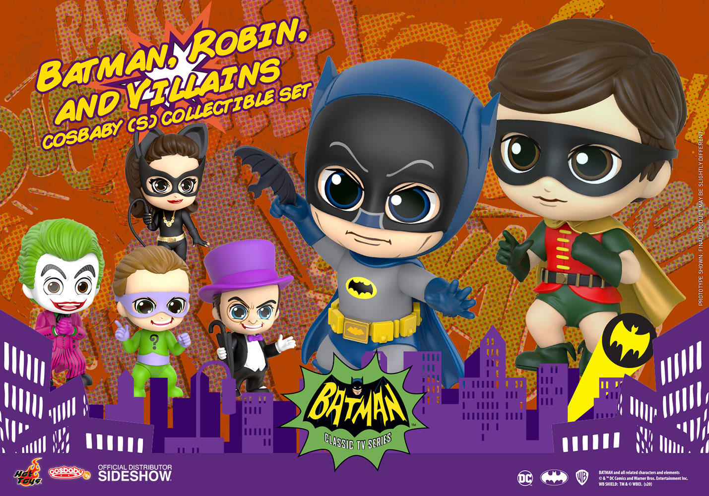 batman-classic-tv-series-cosbabies-hot-toys