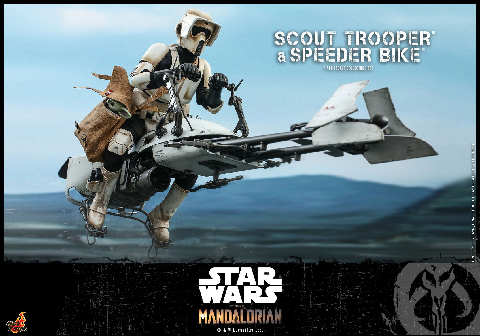hot-toys-mandalorian-scout-trooper-speeder-bike-set