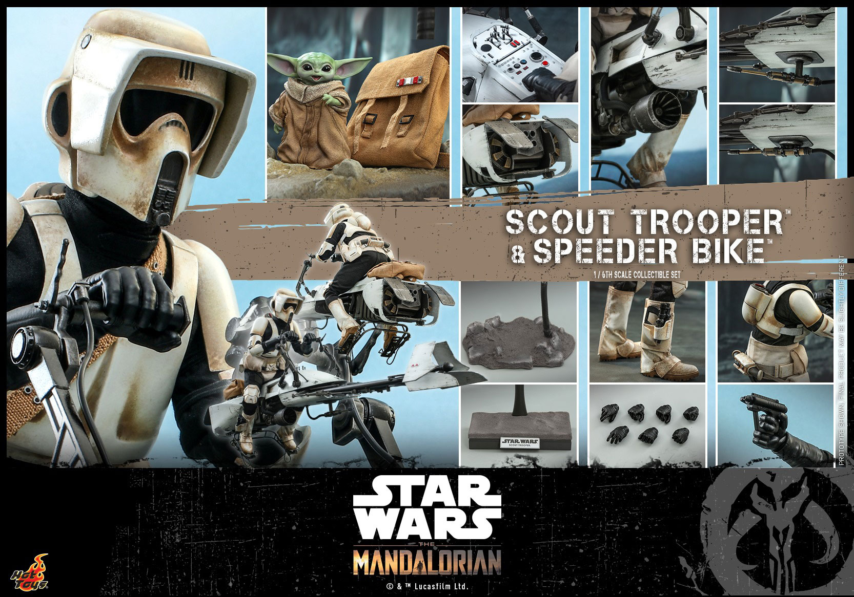 hot-toys-mandalorian-scout-trooper-speeder-bike-sixth-scale-set
