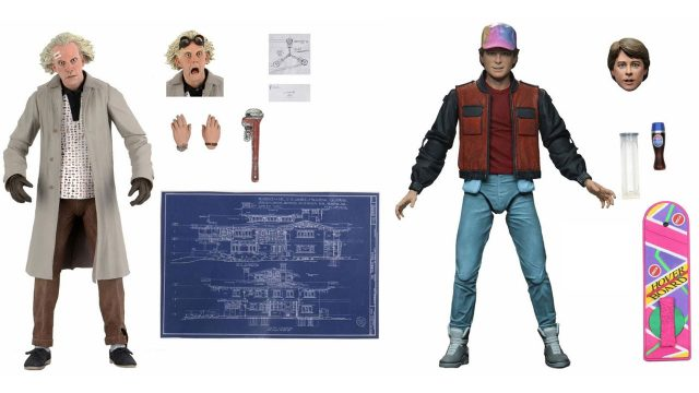 back-to-the-future-neca-action-figures