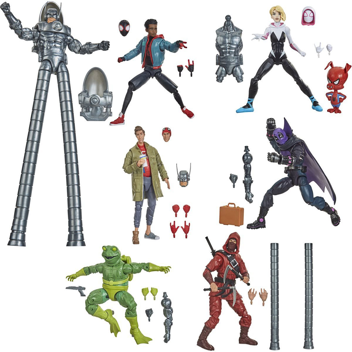 marvel-legends-spider-man-stilt-man-action-figure-series